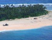 رسالة من 3 حروف تنقذ بحارة مفقودين على جزيرة بالمحيط الهادي.. اعرف التفاصيل
