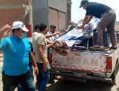صور .. فض فرحين شعبيين ومقهى مخالف ومصادرة الشيش بالشرقية