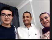 والد أحد أوائل الثانوية العامة المنسيين من كشوف الوزارة: قلبى طاير من الفرحة