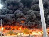 سوريا.. حريق يتلف 25 خيمة للنازحين في مخيم العريشة جنوب الحسكة