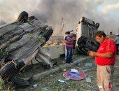 لبنانيون يطالبون بالتغيير بعد استقالة حكومة دياب بسبب انفجار بيروت