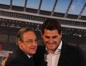 كاسياس يسير على خطى زيدان ويقترب من منصب مستشار رئيس ريال مدريد