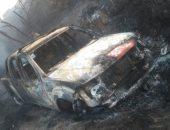 حرائق فى قرى إيطالية تدمر عربة إطفاء وتحرق الماشية.. فيديو وصور