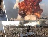 الصحة اللبنانية: 138 قتيلا و5 آلاف مصابا فى انفجار مرفأ بيروت
