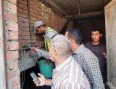 مياه الشرب بالشرقية تضبط 28 مخالفة فى حملة تفتيش على الوصلات بديرب نجم