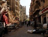 دمار شامل .. صور جديدة تظهر حجم كارثة انفجار ميناء بيروت