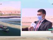 وكيل المنطقة الاقتصادية: قناة السويس شهدت تطورا كبيرا خلال السنوات الماضية