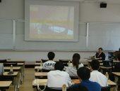 رئيس جامعة هيجاشى لطلاب اليابان: الأهرامات بنيت بسواعد مصرية عظيمة