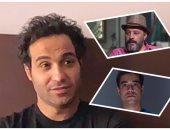 """أحمد فهمى شاب مستهتر فى """"حلم سوسن"""" وهذه عائلته فى الفيلم"""