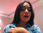 """فيديو..ليليا أحمد طاهر تظهر موهبتها فى غناء """"تحيا مصر"""" بلغة الإشارة"""