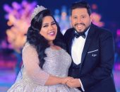 هل انفصلت شيماء سيف عن زوجها بعد إلغاء متابعة كلا منهما للآخر على إنستجرام