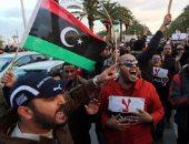 دعوات لمظاهرة مليونية فى العاصمة الليبية اليوم للمطالبة بإسقاط حكومة الوفاق.. المتحدث باسم حراك طرابلس يتوقع اتساع رقعة الاحتجاجات.. ويؤكد مطالبته بخروج المرتزقة السوريين ورفض تواجد أى قواعد أجنبية بالبلاد