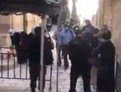 أخبار مصر.. اشتباكات قرب المسجد الأقصى بعد اعتداء قوات الاحتلال على المُصلين
