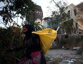 الصليب الأحمر: نقدم المساعدات لـ12 مستشفى فى بيروت