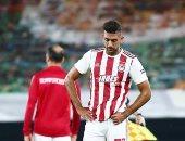 كوكا بعد خروج أولمبياكوس من الدورى الأوروبى: كرة القدم ليست عادلة أحيانا
