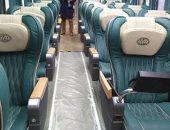 النقل تقدم اعتذاراً رسمياً لراكب بسبب تجاوز كمسارية في حقه بأحد القطارات