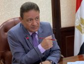 رئيس جامعة عين شمس يلتقى كرم جبر ورئيس الهيئة الوطنية للصحافة بقصر الزعفران