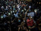 متظاهرون يواصلون احتجاجتهم فى تايلاند لليوم الخامس على التوالى..صور