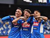 التشكيل الرسمي لمباراة نابولي ضد أتالانتا فى الدوري الإيطالى
