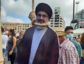 يوم الحساب.. 12 صورة ترصد الاحتجاجات الغاضبة بالعاصمة اللبنانية بيروت