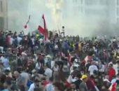 محلل لبنانى: الشعب الثائر لا يهتم بتصريحات رئيس الوزراء.. وتفجير لبنان مُدبر