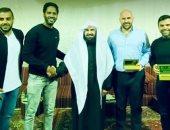 """من ميامى إلى السعودية..  """"ستيف"""" أمريكي يشهر إسلام.. اعرف قصته (فيديو)"""
