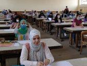 جامعة القاهرة تختتم امتحانات 25 ألف طالب وطالبة بالتعليم المدمج اليوم