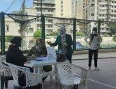 صور .. بدء اختبارات القدرات بكلية التربية الرياضية بالإسكندرية