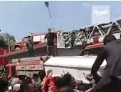 شاهد كيف نعى لبنانى خطيبته سحر فارس إحدى عناصر الحماية المدنية وضحية الانفجار؟