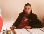 """الجيش الأبيض.. """"أحمد"""" ممرض بمستشفى بئر العبد بشمال سيناء فى مواجهة كورونا"""