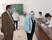 رئيس جامعة قناة السويس : تصحيح 4 آلاف ورقة للدراسات العليا بكلية التربية