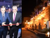 القوات المسلحة تفتتح فندق رويال جويل الرمل بعد أعمال تطويره