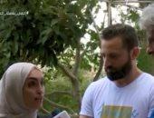 عروس لبنان: الانفجار طيرنى فى الهواء ولولا ثقل فستان الزفاف لأصبت إصابة شديدة