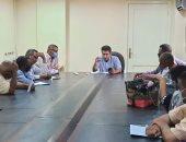رئيس مدينة البياضية يناقش خطة انتخابات الشيوخ ويدعو المواطنين للمشاركة والتصويت