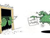 كاريكاتير صحيفة عمانية.. كورونا يطلب الإنتساب من نادى الأمراض المستعصية