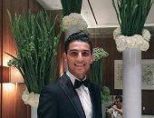 """محمد عساف وزوجته يرقصان على مهرجان """"بنت الجيران"""" فى حفل زفافهما"""