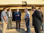 """المنيا على خريطة السياحة قريبا.. تنفيذ 60% من المرحلة الأخيرة بـ""""المتحف الأتونى"""""""