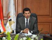 وزير الرياضة يشارك فى مؤتمر أولويات الشباب العربى بالفيديو كونفرانس