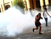 الإعلامى اللبنانى مارسيل غانم: نعيش مشاهد أكثر دموية مما رأيناه فى الحرب الأهلية