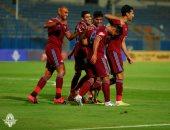 ترتيب هدافي الدوري المصري بعد مباريات اليوم الجمعة 1/ 1/ 2021
