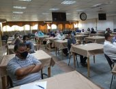 مدير التأمين الصحى ببنى سويف يشدد على تطبيق الإجراءات الاحترازية بالمستشفيات