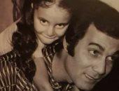 """رانيا محمود ياسين تتذكر والدها: """"حلمت بيك يا بابا وشفتك شاب فى الثلاثينات"""""""
