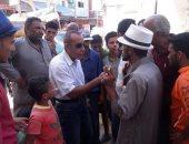 تنفيذ حملة لمراقبة الأسعار بأسواق بئر العبد بشمال سيناء