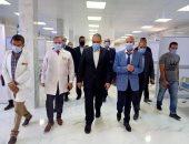 تطوير ورفع كفاءة مستشفيات الشرقية بتكلفة 35 مليون جنيه خلال 6 أشهر
