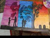 رغد من دمياط تشارك بصور فنية مميزة وتحلم بالوصول للعالمية