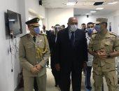 """سامح شكرى يبحث مع رئيس تيار """"المردة"""" الوضع فى لبنان وآليات دعمه"""