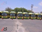 النقل العام بالقاهرة تخاطب شركات النقل الجماعى لتحويل سياراتها للغاز الطبيعى