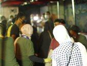 زحام على لجان القاهرة في الدقائق الأخيرة بأول يوم لانتخابات الشيوخ.. صور