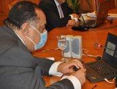 """رئيس جامعة حلوان يفتتح ورشة عمل """"الإبداع التكنولوجى والتحول الرقمى"""""""