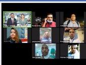 مراسلو تلفزيون اليوم السابع يرصدون غلق التصويت باليوم الأول لانتخابات الشيوخ